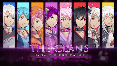 The Clans Saga of the twins Full Version