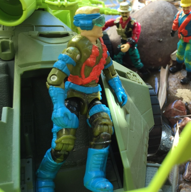 1993 Mirage, Mega Marines, Monster Blaster APC, Bazooka, Outback, Eco Warriors