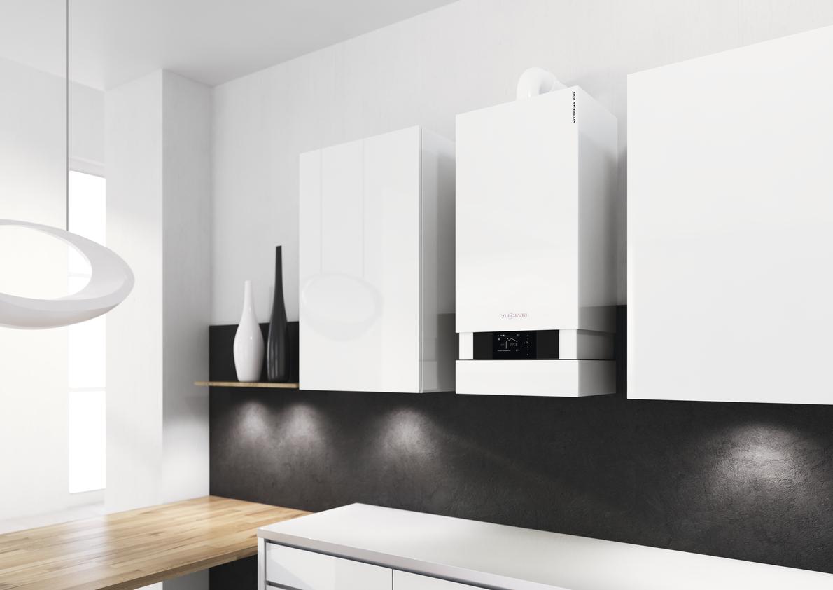 chaudi re condensation technologie la plus install e. Black Bedroom Furniture Sets. Home Design Ideas