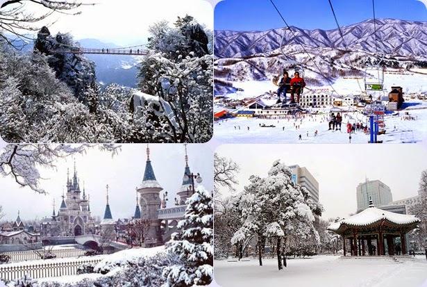 Liburan Ke Korea Saat Winter? Siapa Takut