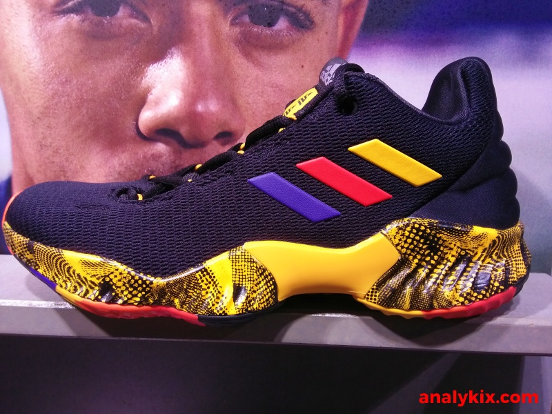 hot sale online 08fe9 23b18 adidas Pro Bounce Low Swaggy P PE   Analykix