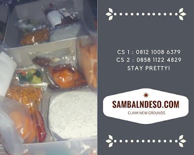 harga Nasi Box Bintaro