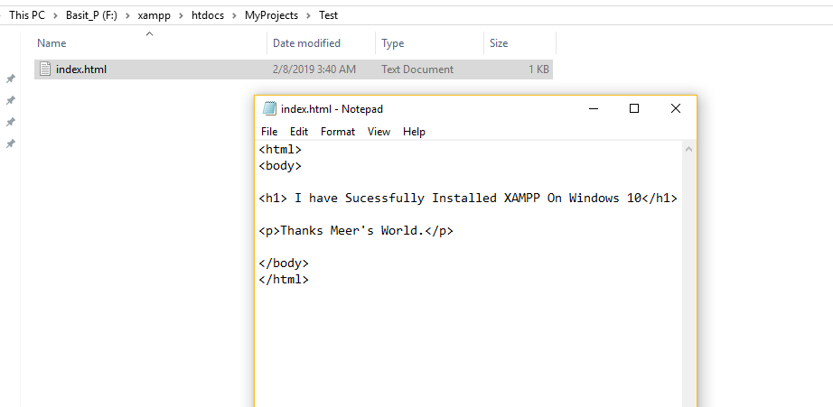 How To Install & Configure XAMPP On Windows 10? | Step By