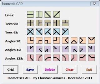 Isometric CAD