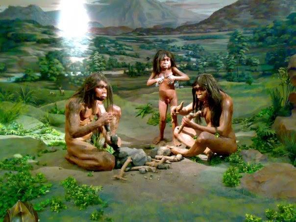 budaya manusia prasejarah