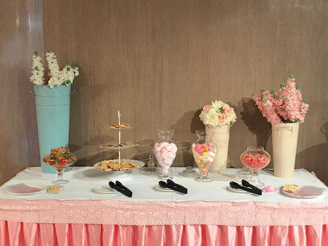 〖Happy Wedding〗$500 搞定婚宴 Candy Corner