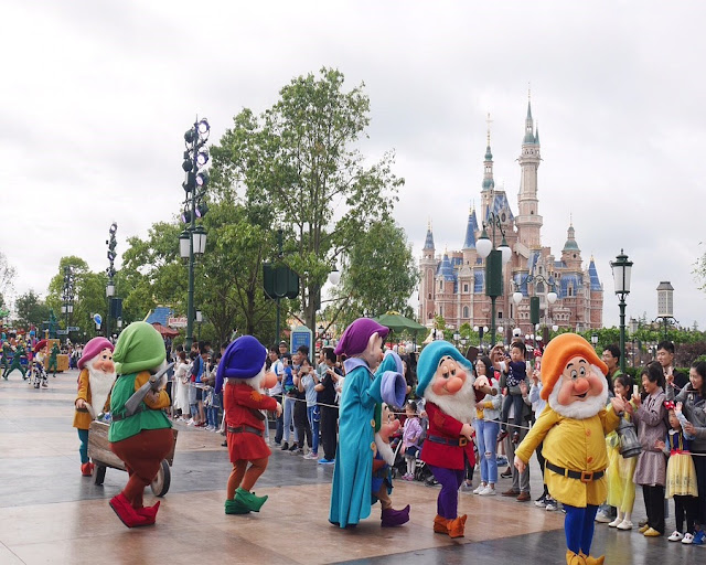 secrets about disney world characters
