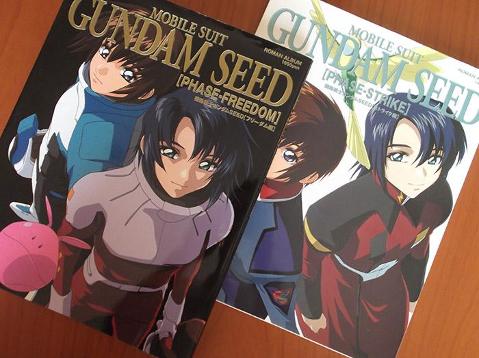 ROMAN ALBUM DIGEST  ④ Gundam SEED