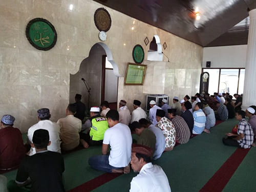 Khutbah Jum'at Bulan Rabiul Awwal