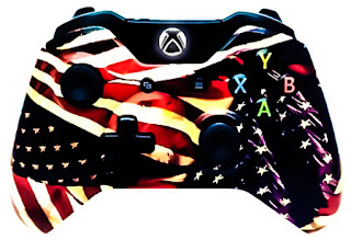 6000 Mode Xbox One Mod Controllers USA Eagle