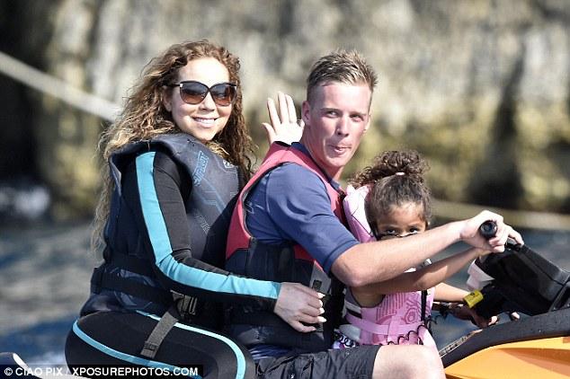 Mariah Carey Boyfriend 2013 Photos: Mariah ...