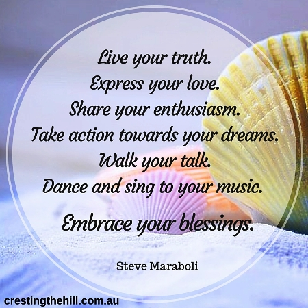 #midlife blog ~ crestingthehill.com.au
