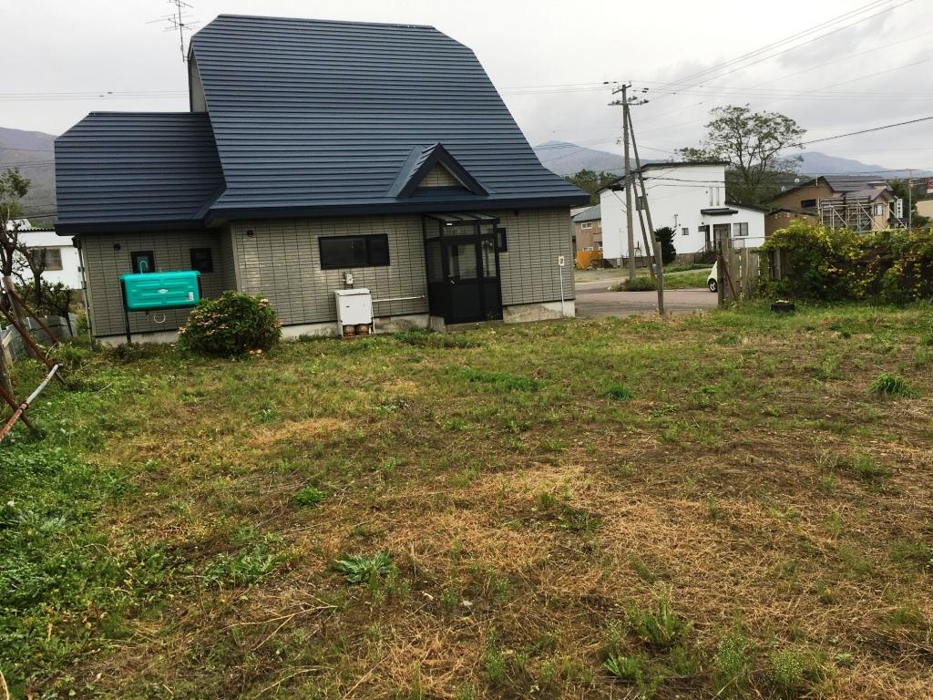 しりべし空き家物件情報: 【売却】岩内町 住宅 S-13-009 > 成約済み