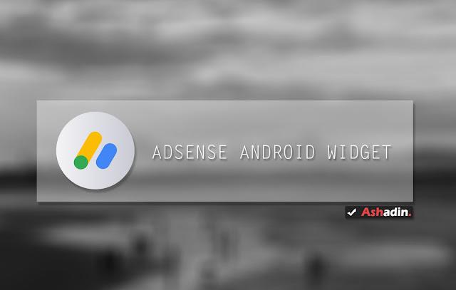 Pasang Widget Adsense Android