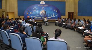 Registration for Young Scientist Programme Opened by ISRO