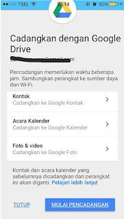 Cara Mudah Memindahkan Data Dari iOS ke Android