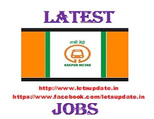 jobs-latest-nagpur metro-letsupdate