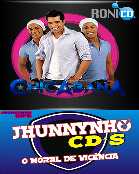 o cd de chicabana 2012
