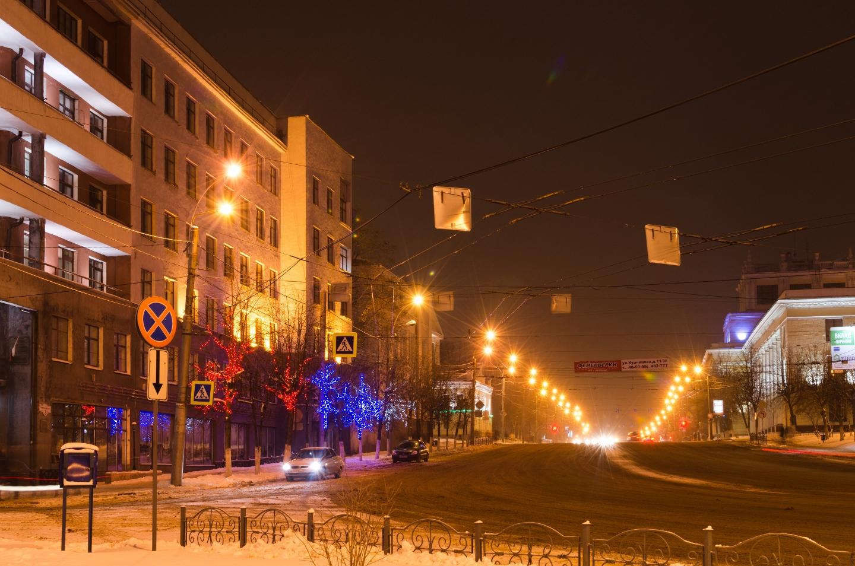 Шереметевский проспект. Иваново
