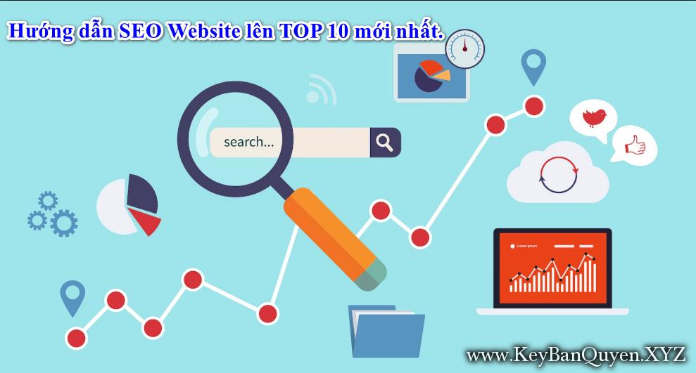 Video khóa học hướng dẫn SEO Website lên TOP 10 mới nhất.