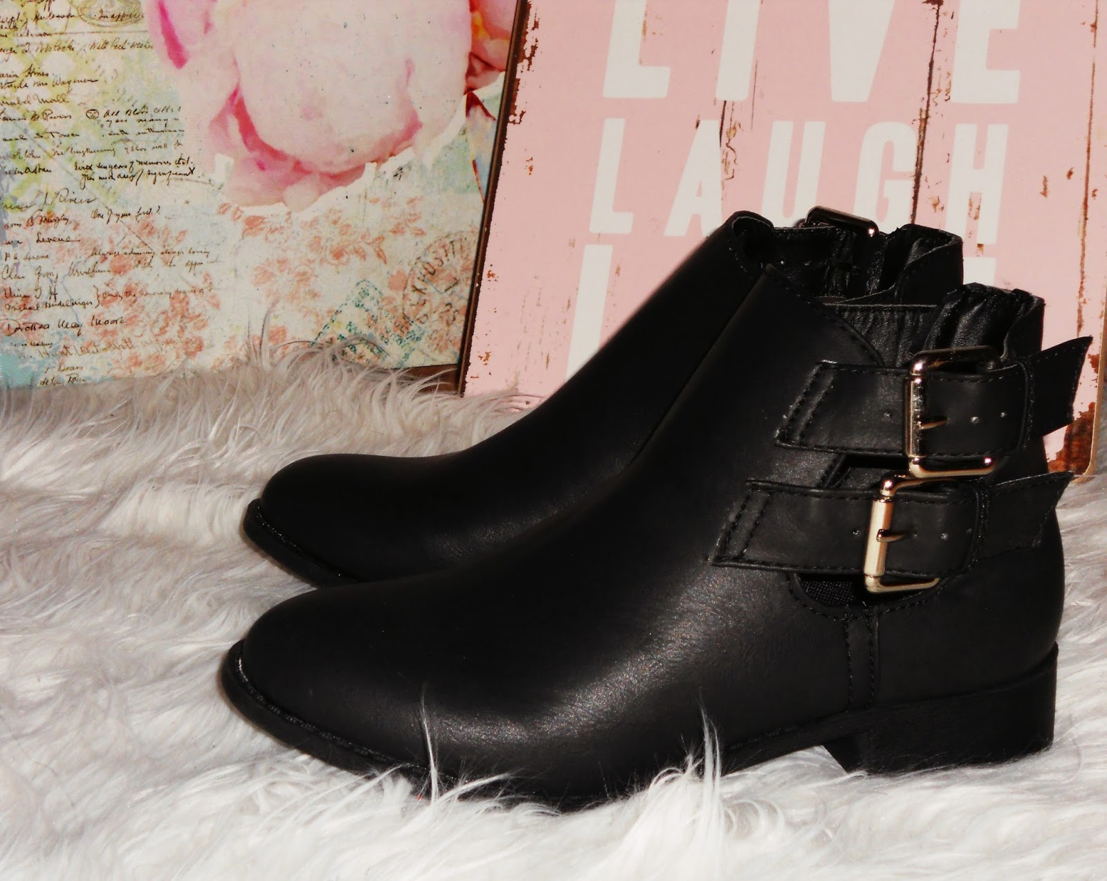 Primark Den Haag haul cut out boots