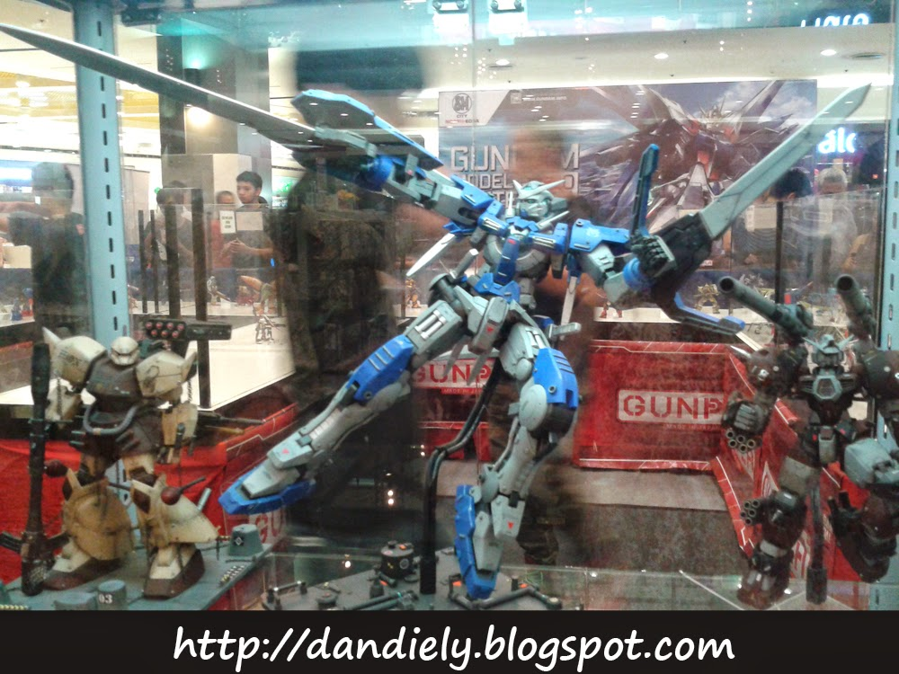 Exia - Gunpla - Gundam Model Kit Contest 2014 Philippines