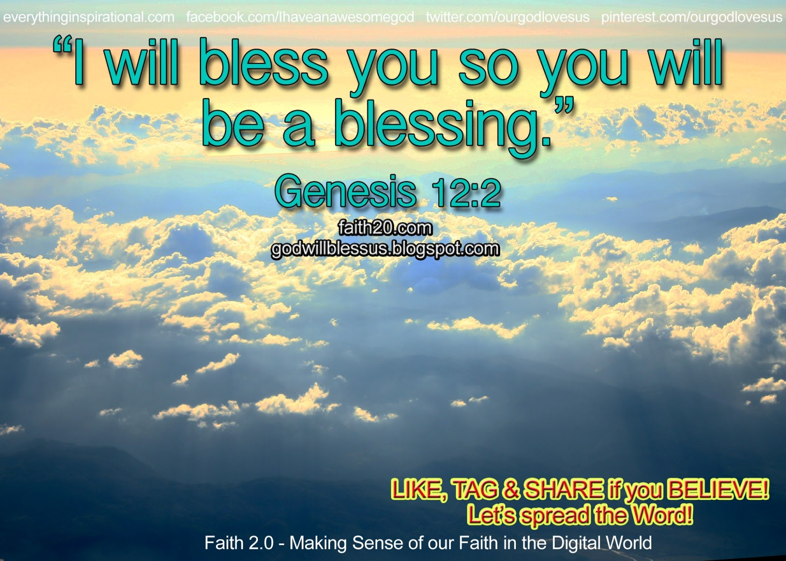 God Will Bless And Surprise You Today Inspirational Wallpapers