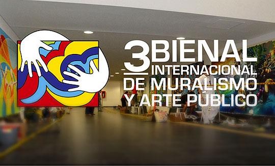 III Bienal Internacional de Muralismo y Arte Público