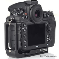 New Custom L Bracket for Nikon D810 from Sunwayfoto