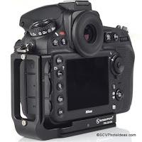 New Custom L Bracket for Nikon D810 from Sunwayfoto