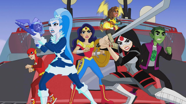 DC Super Hero Girls: Legends of Atlantis Own Now + Win a Copy for Your Supergirl!