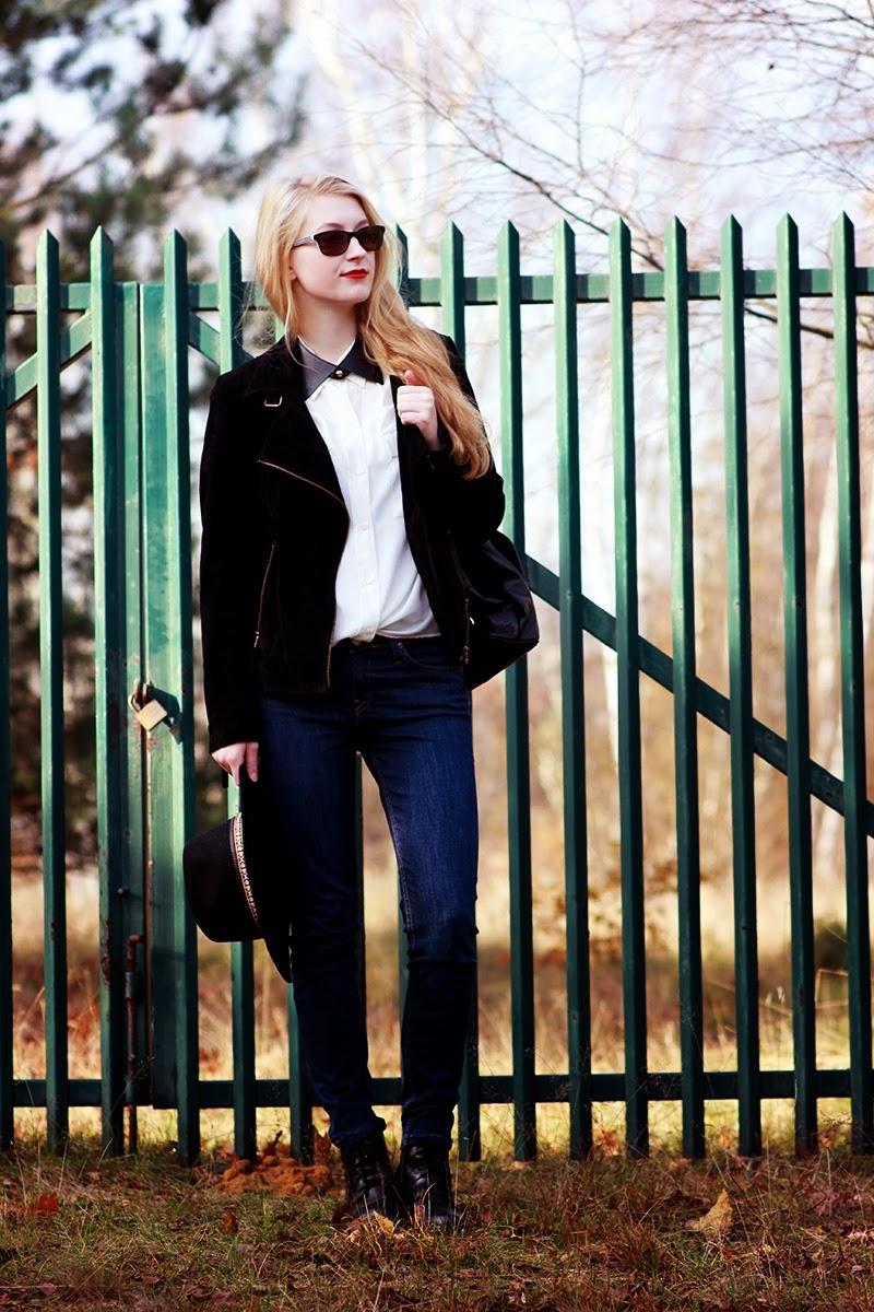 Double Collar simplythebest blog Ewa Sularz