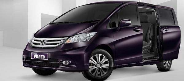 Spesifikasi Harga Honda Freed Bandung