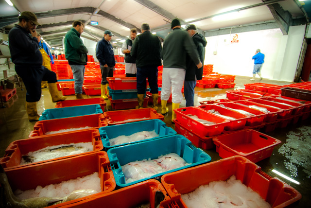 Through the Gaps! - Newlyn Fishing News: Final Monday market in