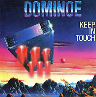 Dominoe [Keep in touch - 1988] aor melodic rock music blogspot full albums bands