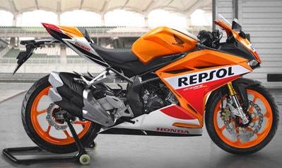 Motor Sport Terbaru Honda CBR 250RR