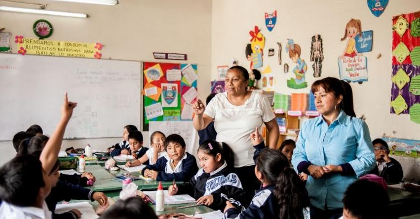 MINEDU capacitará a 2,760 directores de colegios en temas de calidad educativa - www.minedu.gob.pe