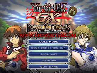 Download Yu Gi Oh! GX Power of Chaos: Jaden the Fusion PC Game (Mod) Full Terbaru