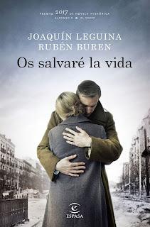 Os salvaré la vida / Joaquín Leguina y Rubén Buren