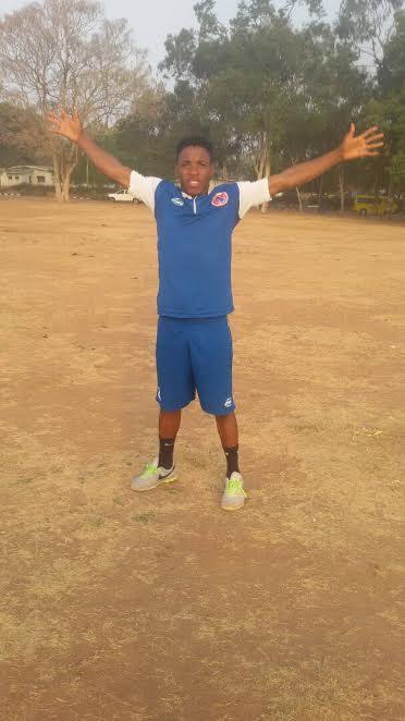Makinwa names 18-year-old Ogbodo for Akwa clash