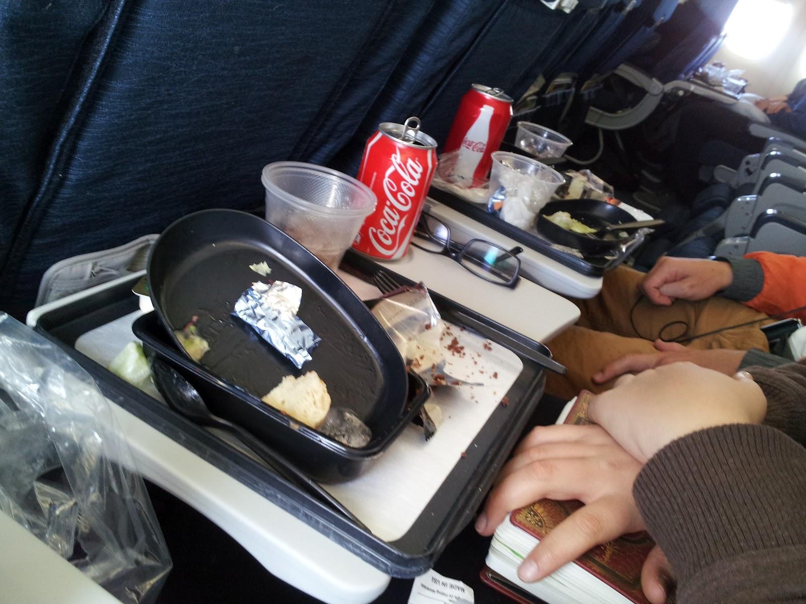 essen ins flugzeug mitnehmen