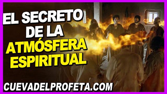 El secreto de la atmósfera espiritual - Citas William Marrion Branham Mensajes