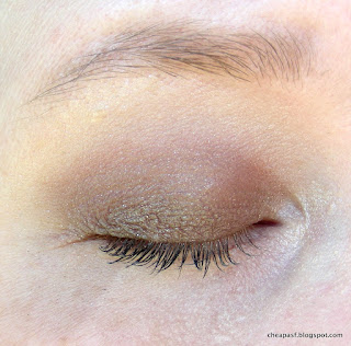 Laura Mercier Baked Eyeshadow in Black Karat