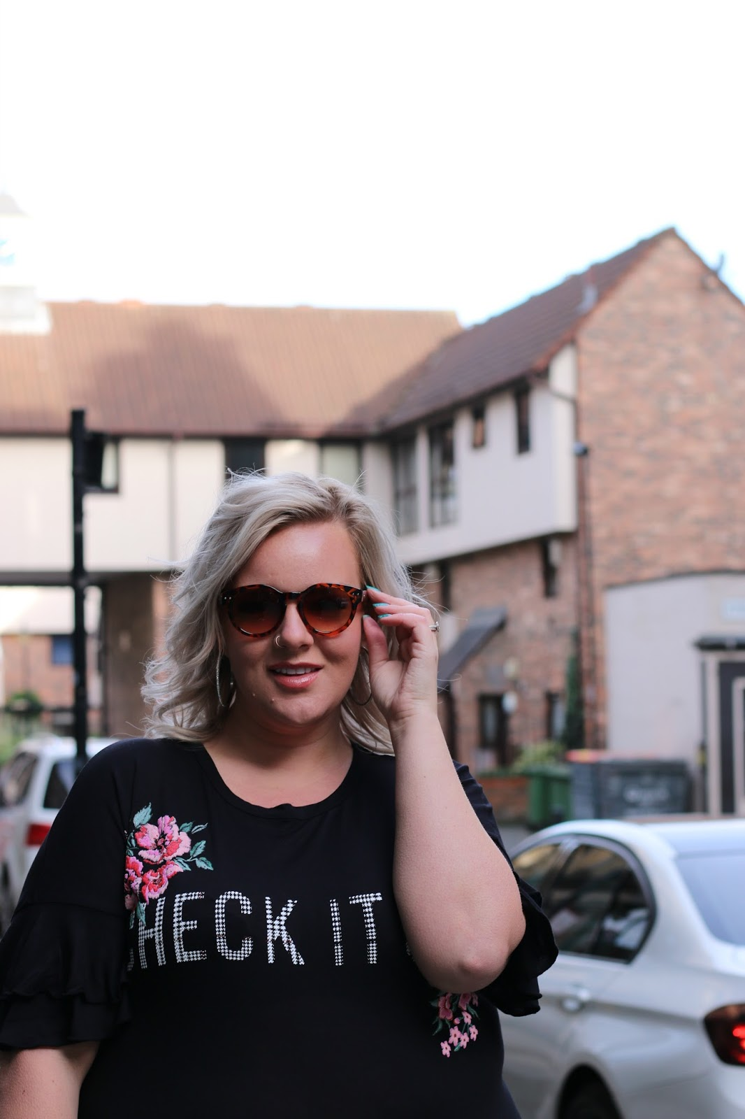 Putting Yourself First & Making Unselfish Selfish Decisions, wellbeing and fashion inspiration post by UK Plus Size Blogger WhatLauraLoves