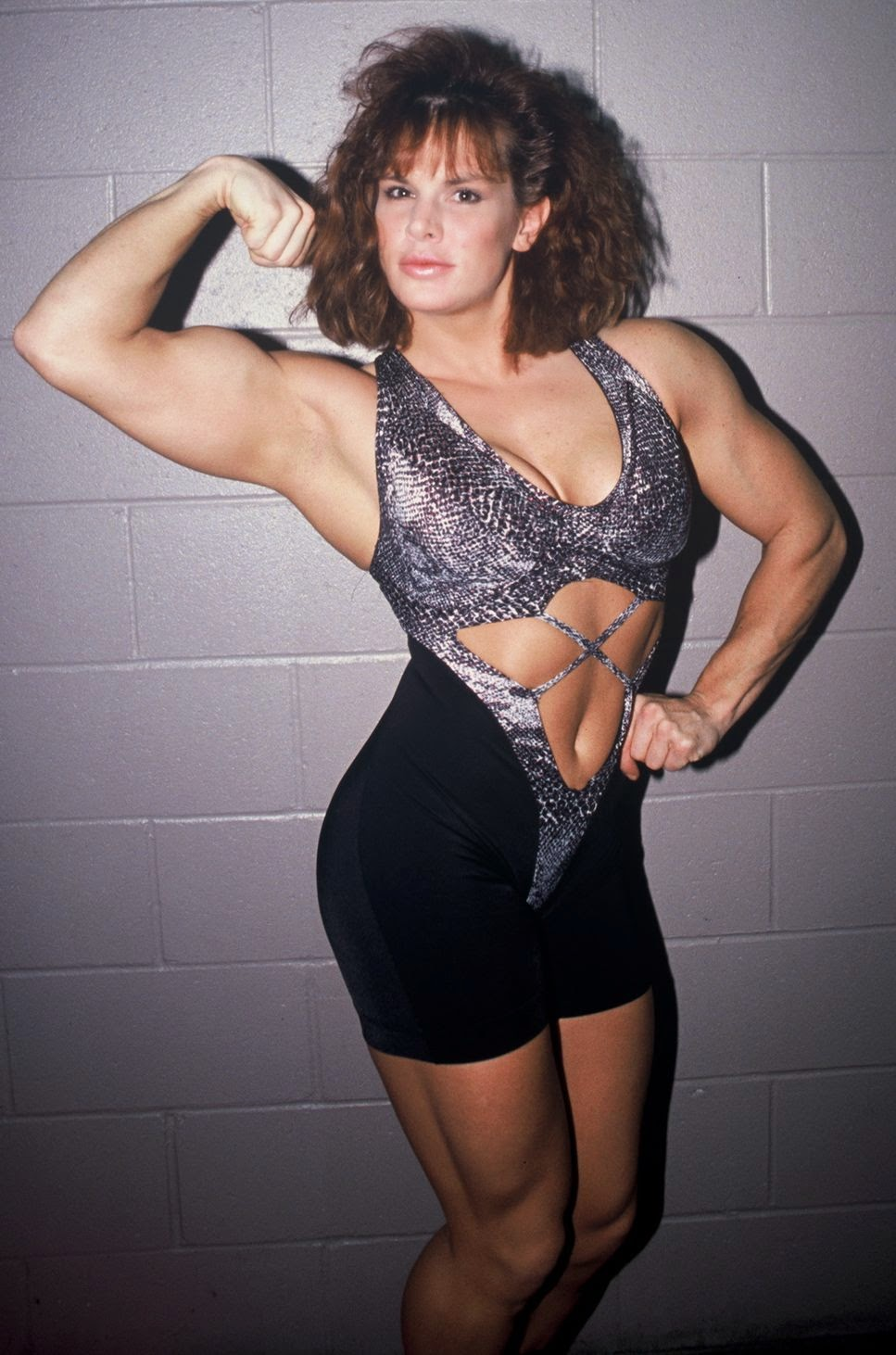 Terri Power - Womens Pro Wrestling
