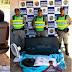 Polícia Rodoviária (2º BPMRV e do CPR) recupera em propriedade rural veículos e objetos roubados