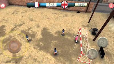 لعبة كرة قدم ستريت سوكر Street Soccer
