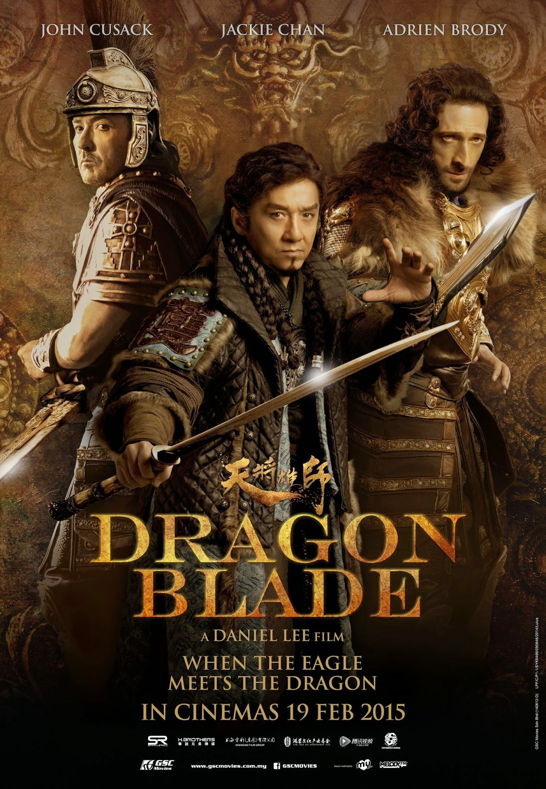 Dragon Blade 2015 - Full (HD)