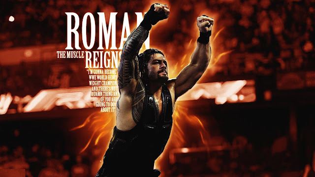 roman reigns hd body wallpaper
