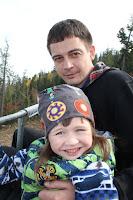 Сухарев Максим с дочерью